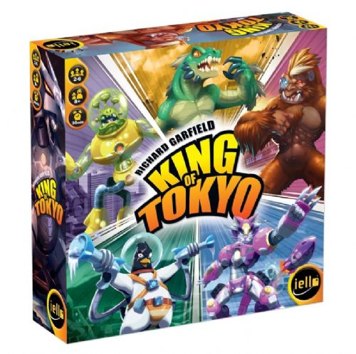 King of Tokyo Game (2016 Edition)